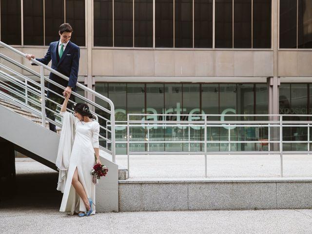 La boda de Nacho y Carmen en Madrid, Madrid 86