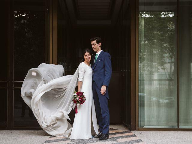 La boda de Nacho y Carmen en Madrid, Madrid 87