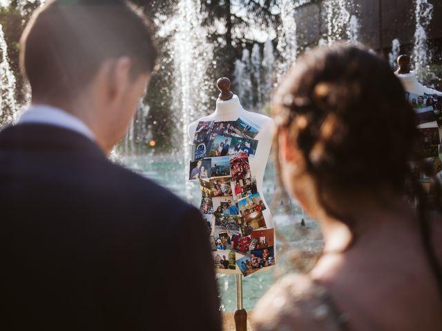 La boda de Nacho y Carmen en Madrid, Madrid 91