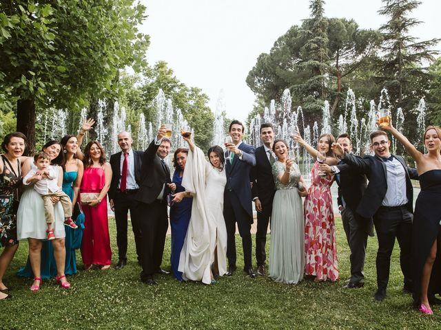 La boda de Nacho y Carmen en Madrid, Madrid 100