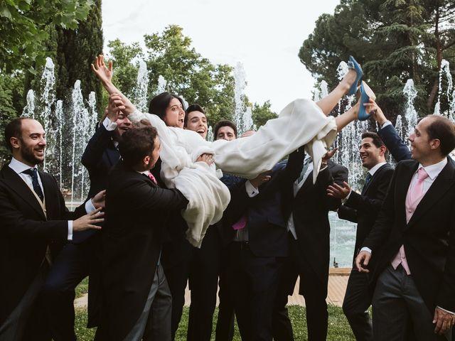 La boda de Nacho y Carmen en Madrid, Madrid 101