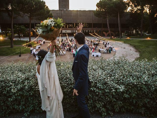 La boda de Nacho y Carmen en Madrid, Madrid 102