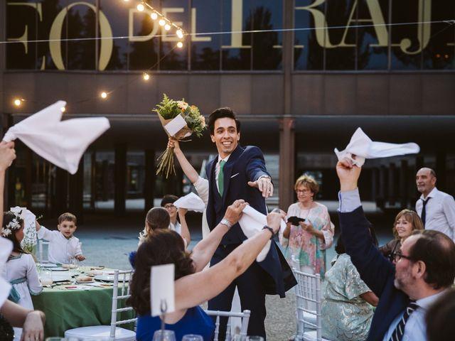 La boda de Nacho y Carmen en Madrid, Madrid 105