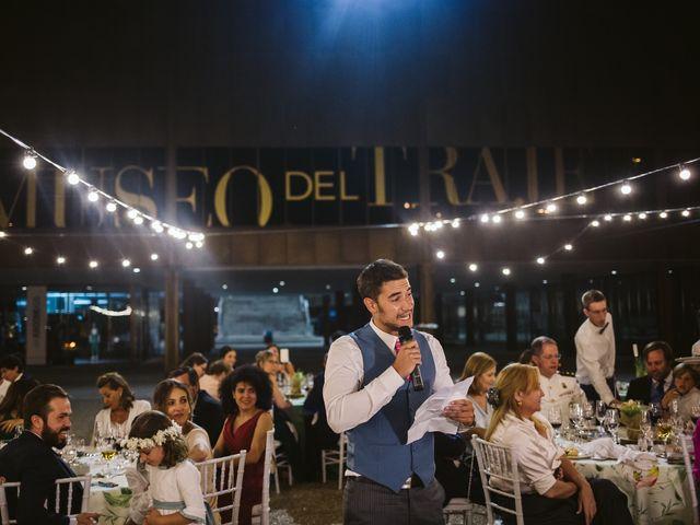 La boda de Nacho y Carmen en Madrid, Madrid 109