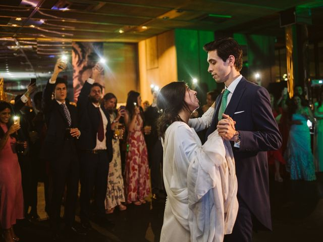La boda de Nacho y Carmen en Madrid, Madrid 116