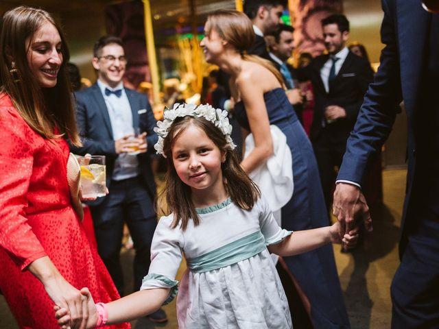 La boda de Nacho y Carmen en Madrid, Madrid 121