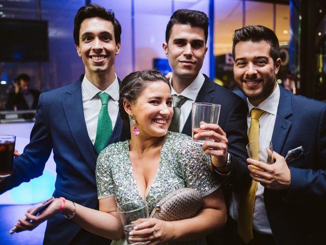 La boda de Nacho y Carmen en Madrid, Madrid 122