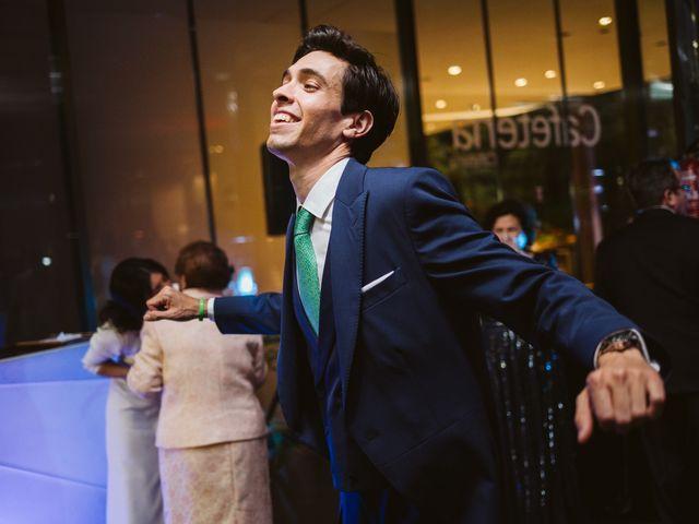 La boda de Nacho y Carmen en Madrid, Madrid 125