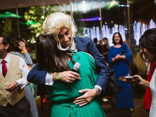 La boda de Nacho y Carmen en Madrid, Madrid 128