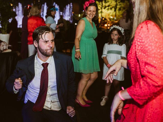 La boda de Nacho y Carmen en Madrid, Madrid 131