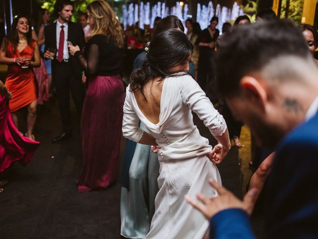 La boda de Nacho y Carmen en Madrid, Madrid 152