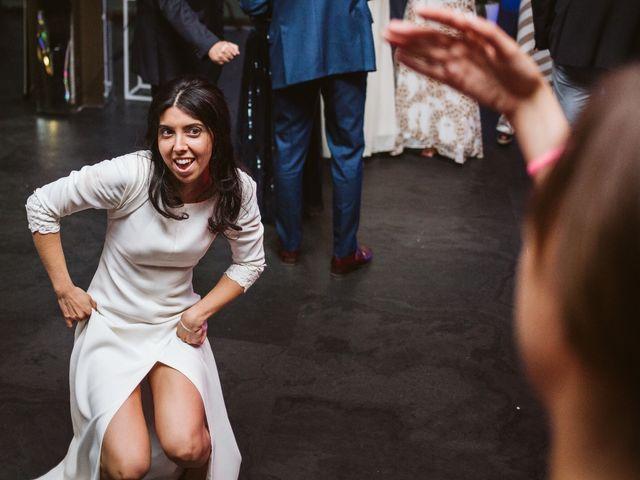 La boda de Nacho y Carmen en Madrid, Madrid 153