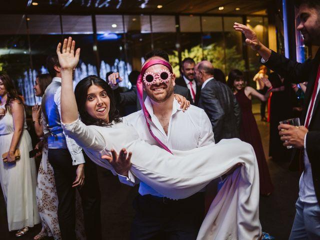 La boda de Nacho y Carmen en Madrid, Madrid 155