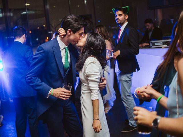 La boda de Nacho y Carmen en Madrid, Madrid 156