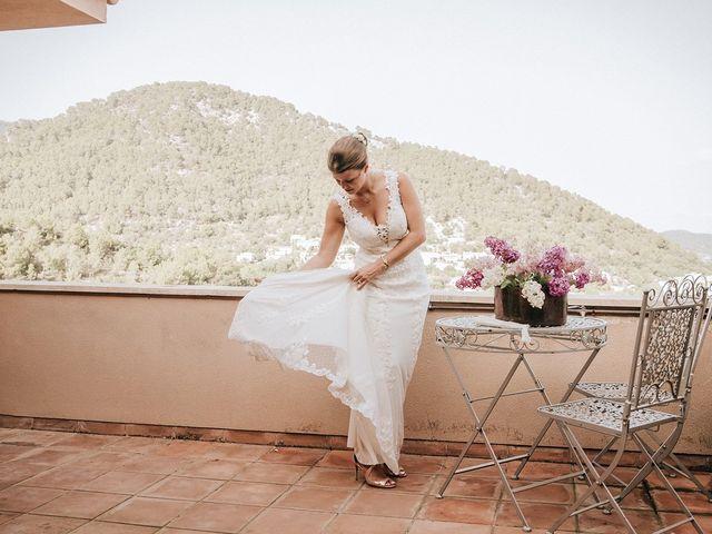 La boda de David y Sthephanie en Alaro, Islas Baleares 3