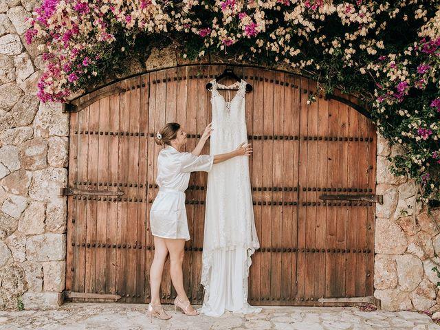 La boda de David y Sthephanie en Alaro, Islas Baleares 10