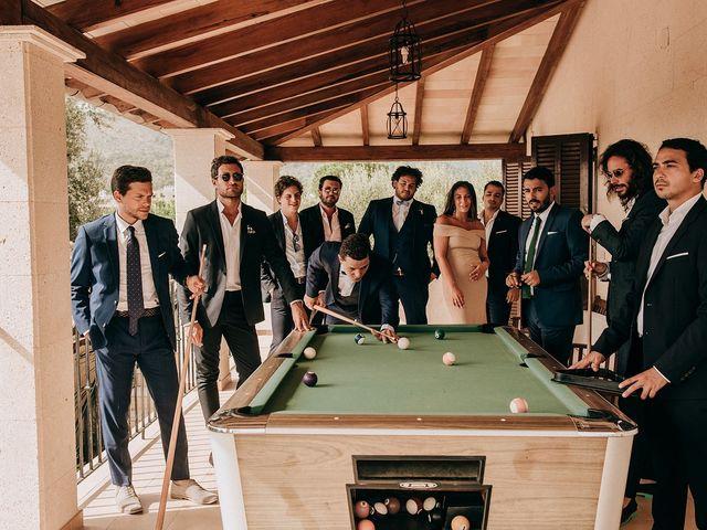La boda de David y Sthephanie en Alaro, Islas Baleares 15