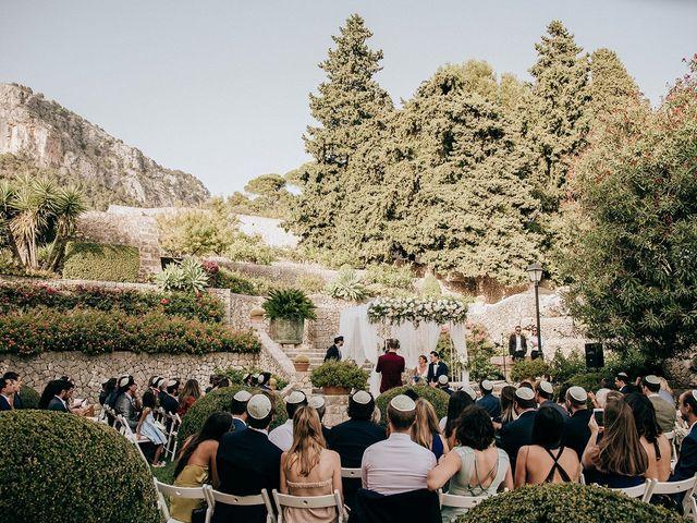 La boda de David y Sthephanie en Alaro, Islas Baleares 16