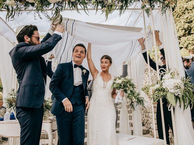 La boda de David y Sthephanie en Alaro, Islas Baleares 17