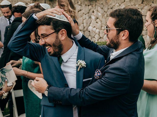 La boda de David y Sthephanie en Alaro, Islas Baleares 18