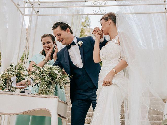 La boda de David y Sthephanie en Alaro, Islas Baleares 19