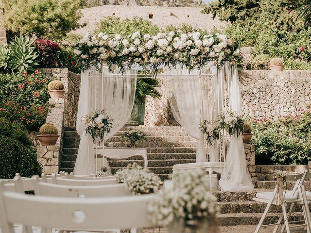 La boda de David y Sthephanie en Alaro, Islas Baleares 23