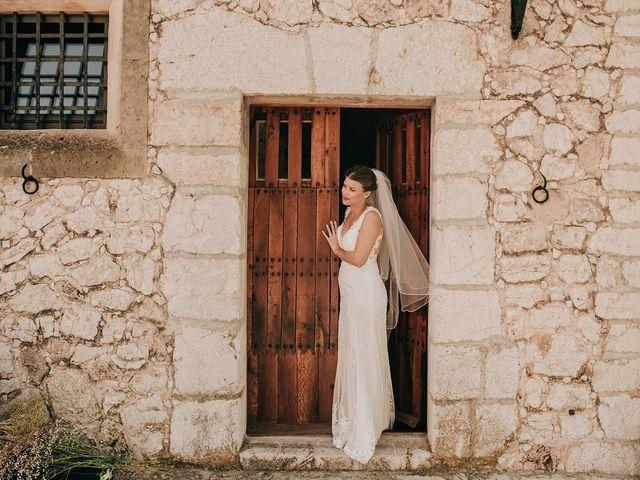 La boda de David y Sthephanie en Alaro, Islas Baleares 24