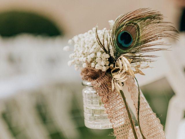 La boda de David y Sthephanie en Alaro, Islas Baleares 25
