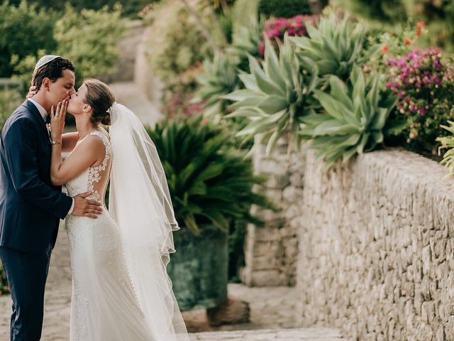 La boda de David y Sthephanie en Alaro, Islas Baleares 26
