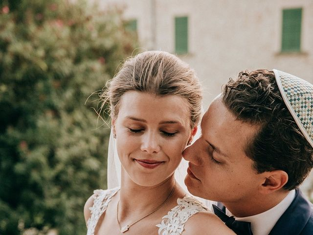 La boda de David y Sthephanie en Alaro, Islas Baleares 27