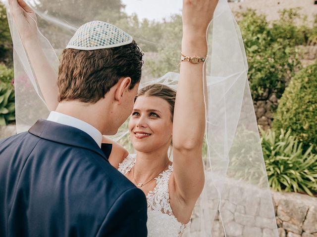 La boda de David y Sthephanie en Alaro, Islas Baleares 28
