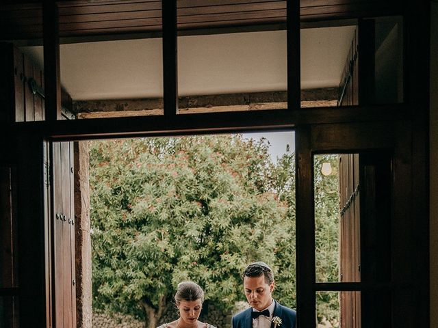 La boda de David y Sthephanie en Alaro, Islas Baleares 30