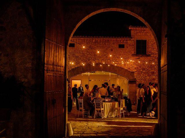 La boda de David y Sthephanie en Alaro, Islas Baleares 31