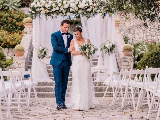 La boda de David y Sthephanie en Alaro, Islas Baleares 33