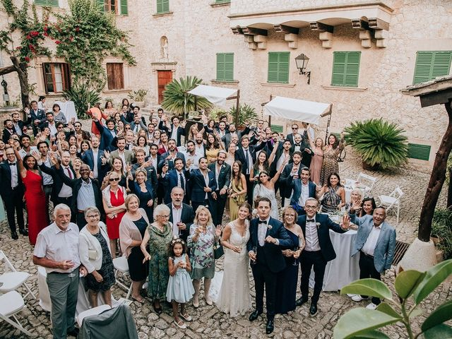 La boda de David y Sthephanie en Alaro, Islas Baleares 34