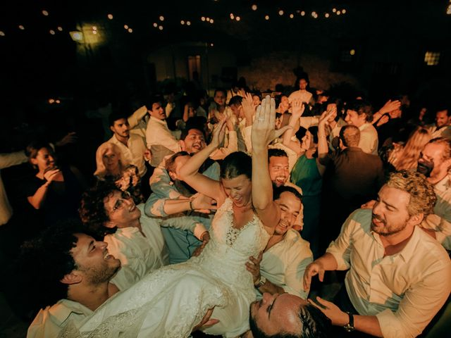 La boda de David y Sthephanie en Alaro, Islas Baleares 36