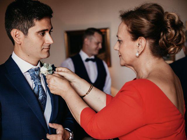 La boda de Jose Antonio y Fátima en Zafra, Badajoz 17