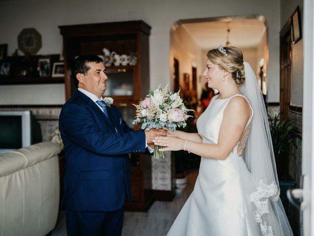 La boda de Jose Antonio y Fátima en Zafra, Badajoz 38