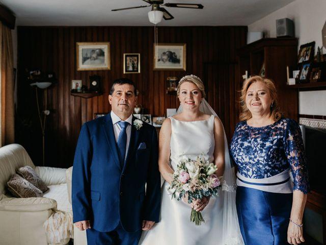 La boda de Jose Antonio y Fátima en Zafra, Badajoz 43