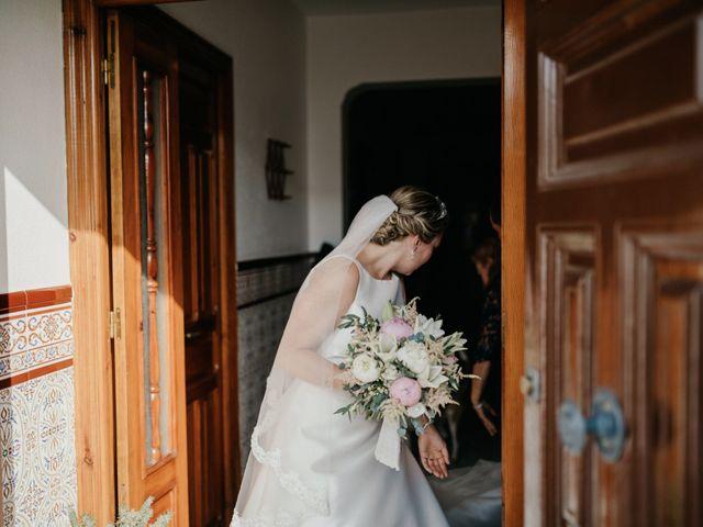 La boda de Jose Antonio y Fátima en Zafra, Badajoz 44