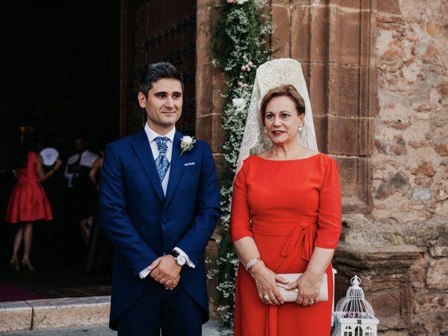 La boda de Jose Antonio y Fátima en Zafra, Badajoz 45