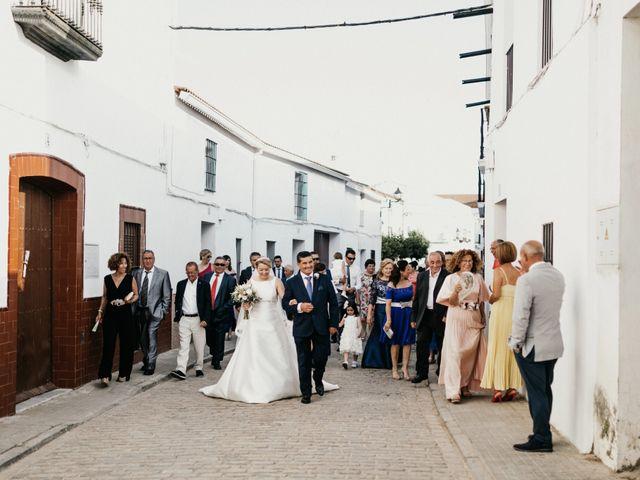 La boda de Jose Antonio y Fátima en Zafra, Badajoz 48