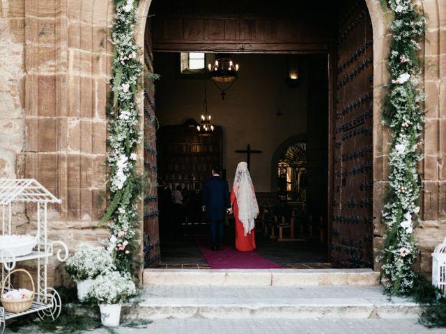 La boda de Jose Antonio y Fátima en Zafra, Badajoz 49
