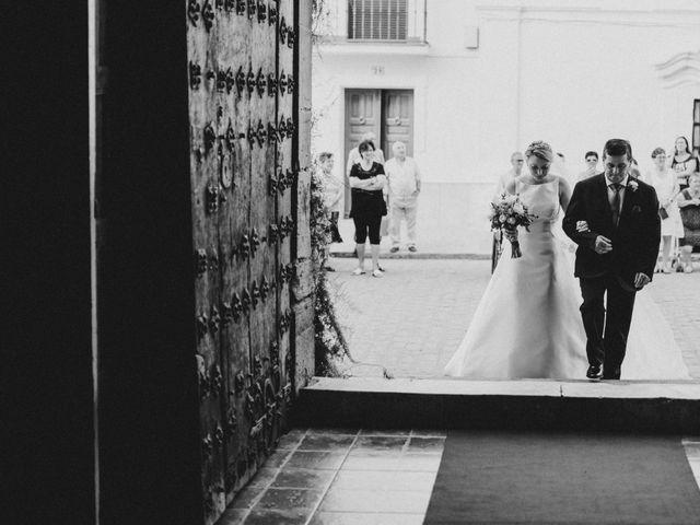 La boda de Jose Antonio y Fátima en Zafra, Badajoz 51