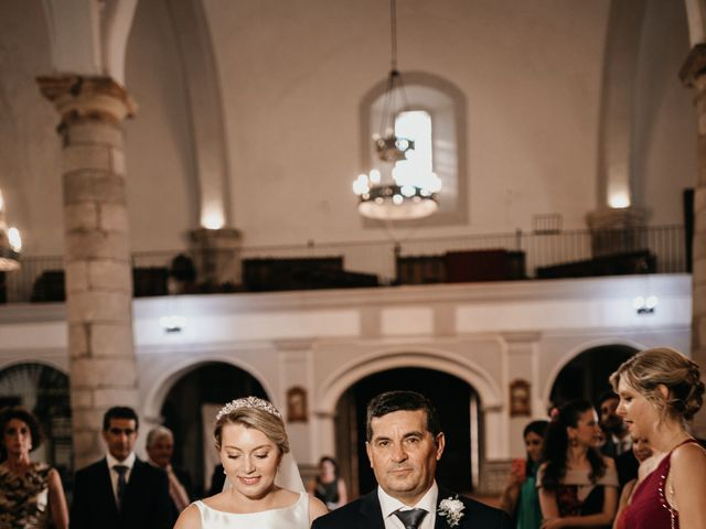 La boda de Jose Antonio y Fátima en Zafra, Badajoz 53