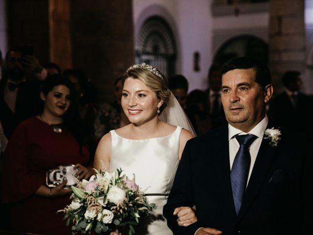 La boda de Jose Antonio y Fátima en Zafra, Badajoz 54