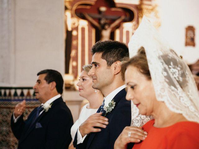 La boda de Jose Antonio y Fátima en Zafra, Badajoz 56