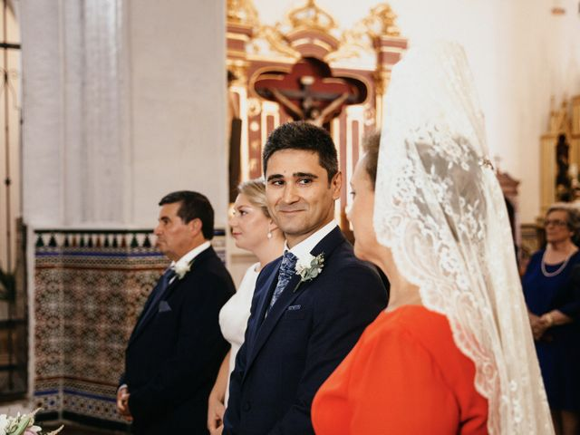 La boda de Jose Antonio y Fátima en Zafra, Badajoz 57