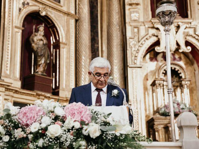 La boda de Jose Antonio y Fátima en Zafra, Badajoz 59