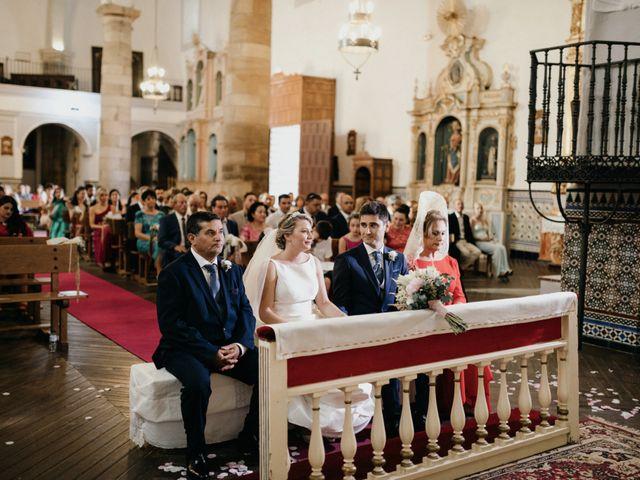 La boda de Jose Antonio y Fátima en Zafra, Badajoz 60